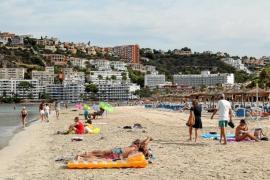 Ferienmonat Oktober wird auf Mallorca recht feucht
