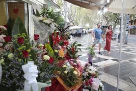 Blumen auf Mallorca werden auf einmal knapp