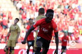 1:0-Sieg stärkt Moral von Real Mallorca