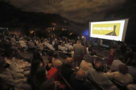 Film-Gala in den Drachenhöhlen auf Mallorca
