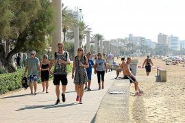 Mallorca hofft auf goldenen Oktober