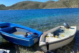 Weiterhin drei Flüchtlinge vor Mallorca vermisst
