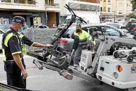 Palmas Polizei kontrolliert verstärkt E-Scooter