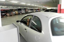 Rund um Palma sollen bis zu zehn große neue Parkplätze oder -häuser entstehen