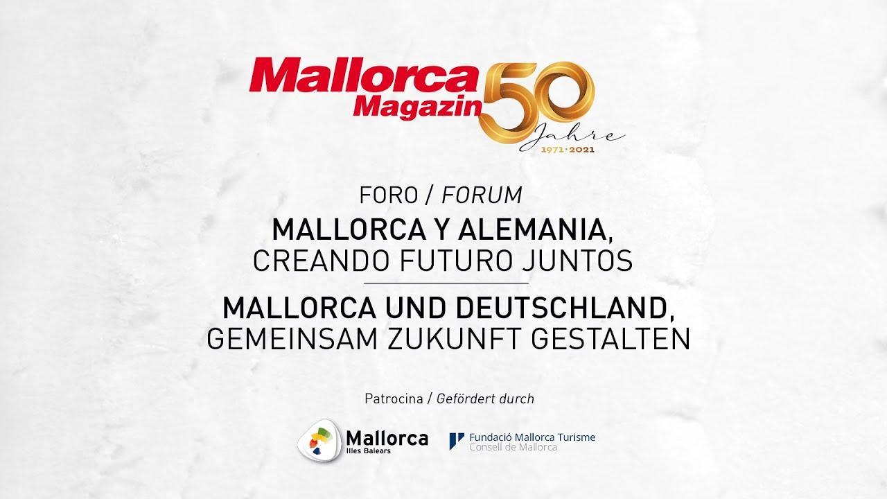 Forum würdigt 50 Jahre Mallorca Magazin