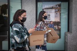 Maskenpflicht im Außenbereich auf Mallorca könnte bald ganz fallen