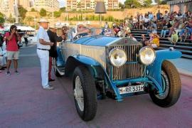 Oldtimer fahren wieder über Mallorcas Straßen