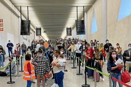 Balearen-Regierung hebt Gesundheitskontrollen für nationale Flüge auf
