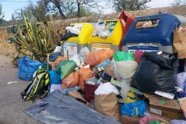 Die Müllabfuhr auf Mallorca streikt weiter