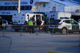Weitere Flüchtlingsboote erreichen Mallorca und Ibiza