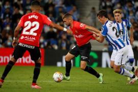 Real Mallorca verliert in San Sebastián