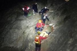 Deutsche Wanderer 20 Stunden in Schlucht auf Mallorca verlorengegangen
