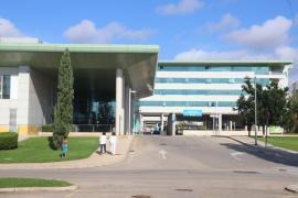 Notaufnahme des größten Krankenhauses auf Mallorca zusammengebrochen