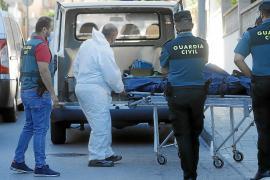 Die Leiche wurde in die Gerichtsmedizin nach Palma gebracht.