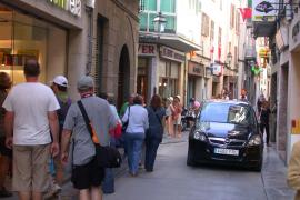 Sóller – Autofreie Einkaufsstraße