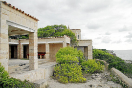 Architekturmix aus Mallorca und Japan