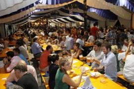 Mallorquinisches Oktoberfest eröffnet