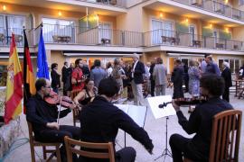 Tag der Deutschen Einheit auf Mallorca
