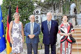 celebracion del dia de la unificacion de alemania consulado hotel sar