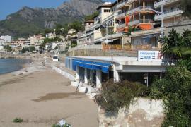 """Port de Sóller – """"Bar Mónaco"""" ist Bauschutt"""