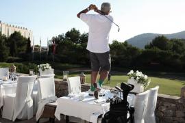 MM-Golftrophy am Wochenende
