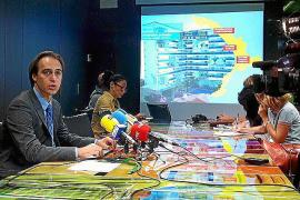 Álvaro Gijón, Gerente del consorcio de Platja de Palma