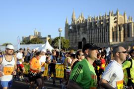 Teilnehmer-Rekord bei TUI-Marathon