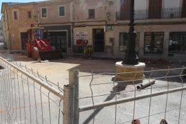 Campos - Marktplatz soll schöner werden