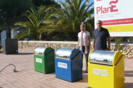 Cala d'Or - Mülltrennung eingeführt