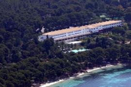 Pollença – Vergrößerung des Hotels Formentor rückt näher