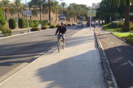 Radfahren auf dem Bürgersteig kostet bis zu 500 Euro