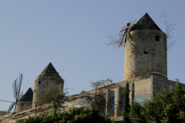 Palmas Windmühlen, ein Trauerspiel