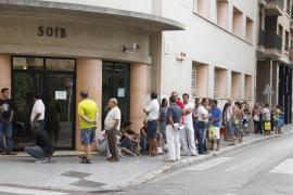Balearen: 97.320 Arbeitslose