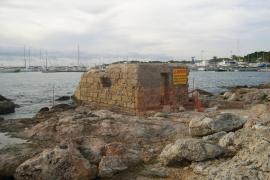 Llucmajor - Anwohner fordern Rettung für altes Fischhaus