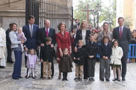 Familienfoto künftig ohne Iñaki