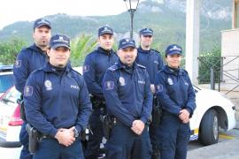 Andratx - Neue Uniform für Lokalpolizei