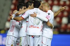 Real Mallorca im Pokal weiter