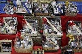 Weihnachtliche Präsentkörbe weniger gefragt