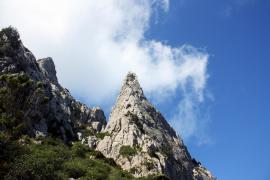 Puig de Galatzó - Wo die Tramuntana beginnt