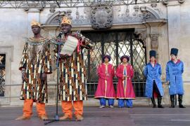 Palma rüstet sich für königlichen Besuch