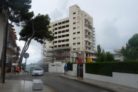 Cala Rajada – Hotel Moll wird abgerissen