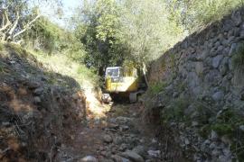 """""""Ökologisches Attentat"""" auf Mallorcas Wildbäche"""