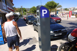 Calvià – Ab April Parkgebühren
