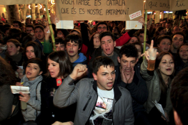 SA POBLA. FIESTAS POPULARES. REVETLA DE SANT ANTONI. NIT BRUIXA POBLERA.