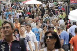 Bevölkerung auf den Balearen schrumpft