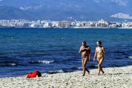 Mehr als 20 Grad auf Mallorca