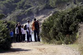 Leandro da Silva, joven autista de 17 años es hallado en S'Estalella tras 67 horas de búsqueda.