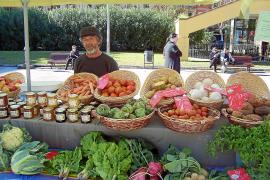 Hier finden Sie Wochenmärkte mit Öko-Ware