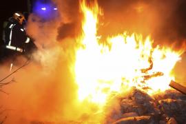 Feuerteufel in Sa Teulera