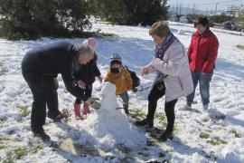 Schneebilanz und Kältegrade: Minus 5,7 Grad am Sonntag